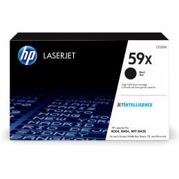HP 59X värikasetti 1 kpl Alkuperäinen Musta