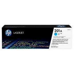 HP 201A värikasetti 1 kpl Alkuperäinen Syaani
