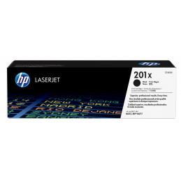 HP 201X värikasetti 1 kpl Alkuperäinen Musta