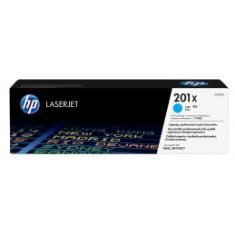 HP 201X värikasetti 1 kpl Alkuperäinen Syaani