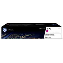 HP 117A värikasetti 1 kpl Alkuperäinen Magenta