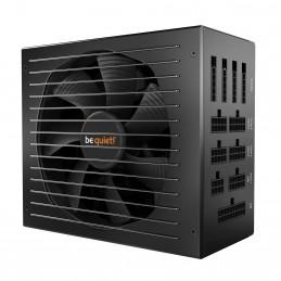 be quiet! Straight Power 11 virtalähdeyksikkö 750 W 20+4 pin ATX ATX Musta