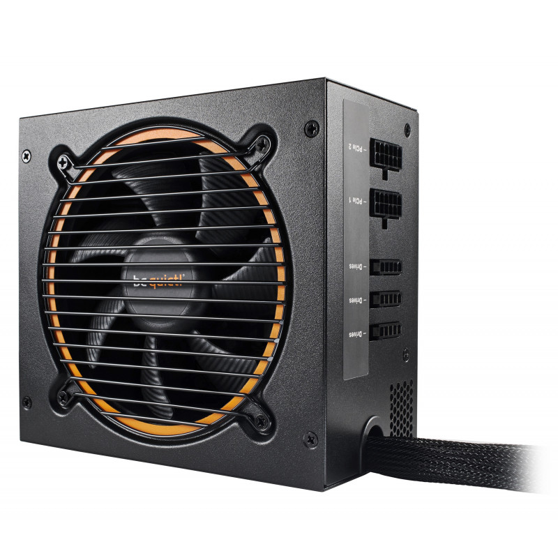 be quiet! Pure Power 11 600W CM virtalähdeyksikkö 20+4 pin ATX ATX Musta