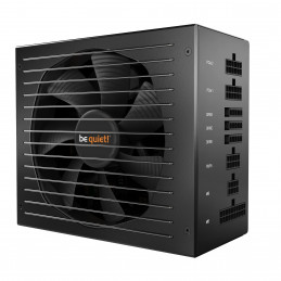 be quiet! Straight Power 11 virtalähdeyksikkö 450 W 20+4 pin ATX ATX Musta