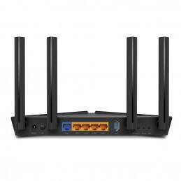 TP-LINK Archer AX50 langaton reititin Gigabitti Ethernet Kaksitaajuus (2,4 GHz 5 GHz) Musta