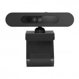Lenovo 500 FHD verkkokamera 1920 x 1080 pikseliä USB-C Musta