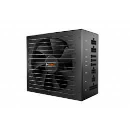 be quiet! Straight Power 11 550W Platinum virtalähdeyksikkö 20+4 pin ATX ATX Musta