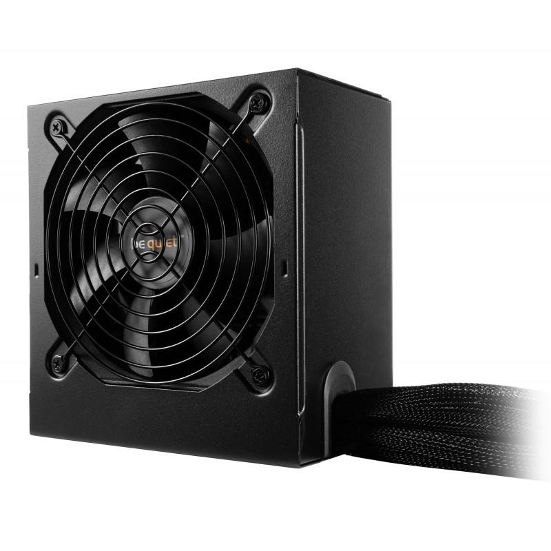 be quiet! System Power B9 virtalähdeyksikkö 600 W 20+4 pin ATX ATX Musta