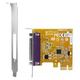 HP PCIe x1 Parallel Port Card liitäntäkortti -sovitin Sisäinen Rinnakkainen