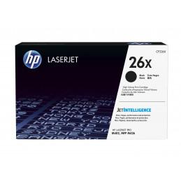 HP 26X värikasetti 1 kpl Alkuperäinen Musta