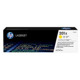 HP 201X värikasetti 1 kpl Alkuperäinen Keltainen