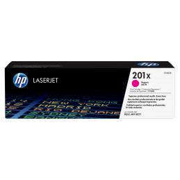 HP 201X värikasetti 1 kpl Alkuperäinen Magenta