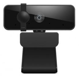 Lenovo 4XC1B34802 verkkokamera 2 MP 1920 x 1080 pikseliä USB 2.0 Musta
