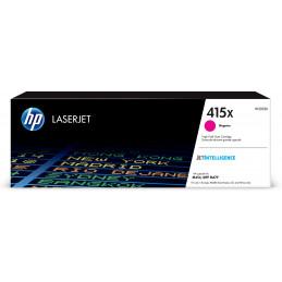 HP 415X värikasetti 1 kpl Alkuperäinen Magenta