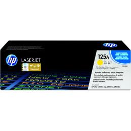 HP 125A värikasetti 1 kpl Alkuperäinen Keltainen