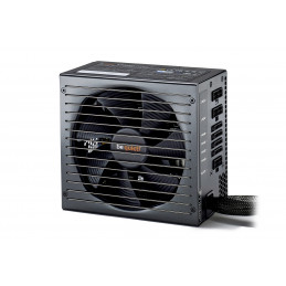 be quiet! Straight Power 10 CM virtalähdeyksikkö 600 W 20+4 pin ATX ATX Musta