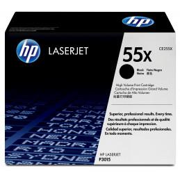 HP 55X värikasetti 1 kpl Alkuperäinen Musta