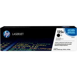 HP 125A värikasetti 1 kpl Alkuperäinen Musta