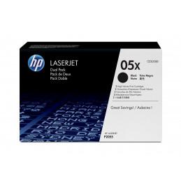 HP 05X värikasetti 2 kpl Alkuperäinen Musta
