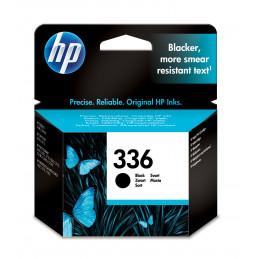 HP 336 mustekasetti 1 kpl Alkuperäinen Perusvärintuotto Musta