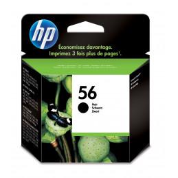 HP 56 mustekasetti 1 kpl Alkuperäinen Perusvärintuotto Musta