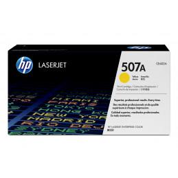 HP 507A värikasetti 1 kpl Alkuperäinen Keltainen
