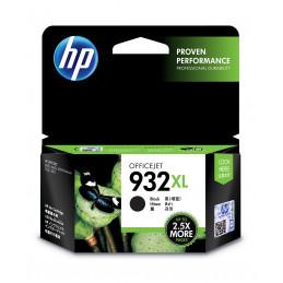HP 932XL mustekasetti 1 kpl Alkuperäinen Korkea (XL) värintuotto Musta