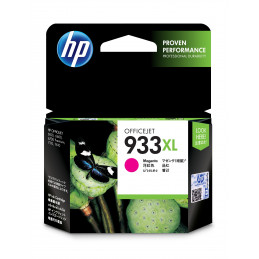 HP 933XL mustekasetti 1 kpl Alkuperäinen Korkea (XL) värintuotto Magenta