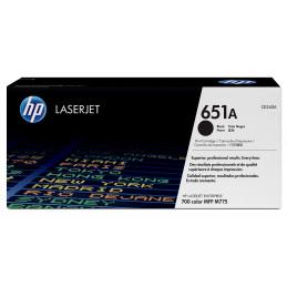 HP 651A värikasetti 1 kpl Alkuperäinen Musta