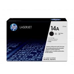 HP 14A värikasetti 1 kpl Alkuperäinen Musta