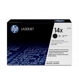 HP 14X värikasetti 1 kpl Alkuperäinen Musta