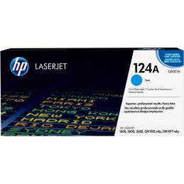 HP 124A värikasetti 1 kpl Alkuperäinen Syaani