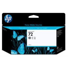 HP 72 mustekasetti 1 kpl Alkuperäinen Korkea (XL) värintuotto Harmaa