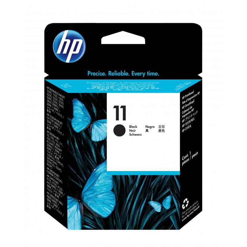 HP 11 tulostuspää