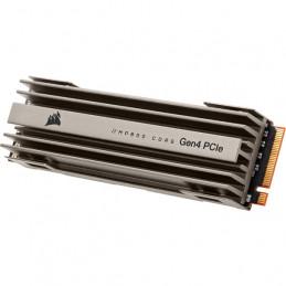 Corsair MP600 CORE M.2 2000 GB PCI Express 4.0 QLC 3D NAND NVMe