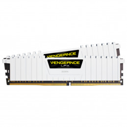 Corsair Vengeance LPX CMK16GX4M2D3000C16W muistimoduuli 16 GB 2 x 8 GB DDR4 3000 MHz