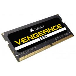 Corsair Vengeance 8GB DDR4 SODIMM 2400MHz muistimoduuli 1 x 8 GB