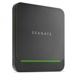 Seagate BarraCuda Fast 1000 GB Musta