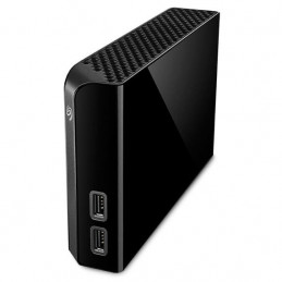 Seagate Backup Plus Hub ulkoinen kovalevy 14000 GB Musta