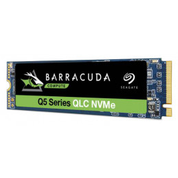 Seagate BarraCuda Q5 1TB M.2 1000 GB PCI Express 3.0 QLC 3D NAND NVMe