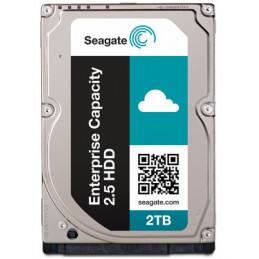 """Seagate Constellation .2 2TB 2.5"""" 2048 GB SATA"""