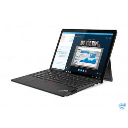 """Lenovo ThinkPad X12 Detachable LPDDR4x-SDRAM Hybridi (2-in-1) 31,2 cm (12.3"""") 1920 x 1280 pikseliä Kosketusnäyttö 11."""