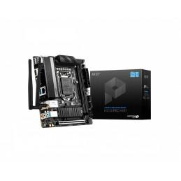 MSI H510I PRO WIFI emolevy Intel H510 LGA 1200 mini ATX