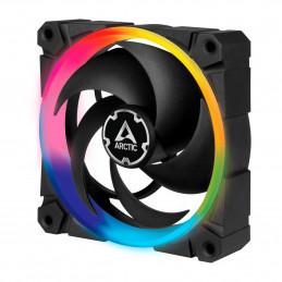 ARCTIC ACFAN00146A tietokoneen jäähdytyskomponentti Tietokonekotelo Tuuletin 12 cm Musta