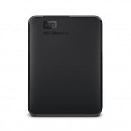 Western Digital Elements Portable ulkoinen kovalevy 5000 GB Musta