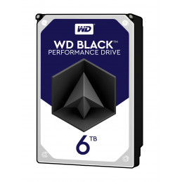 "Western Digital Black 3.5"" 6000 GB Serial ATA III"