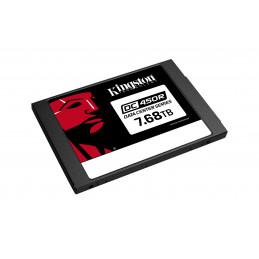 "Kingston Technology DC450R 2.5"" 7680 GB Serial ATA III 3D TLC"
