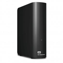 Western Digital ELEMENTS ulkoinen kovalevy 2000 GB Musta