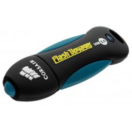 Corsair 32GB Voyager V2 USB-muisti USB A-tyyppi 3.2 Gen 1 (3.1 Gen 1) Musta, Sininen