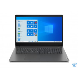 "Lenovo V V17 DDR4-SDRAM Kannettava tietokone 43,9 cm (17.3"") 1920 x 1080 pikseliä 10. sukupolven Intel® Core™ i3 12 GB 512 GB"